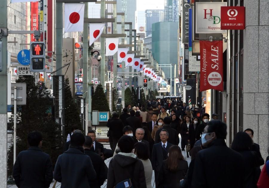 Corte reflete o desempenho fraco do Japão e da zona do euro