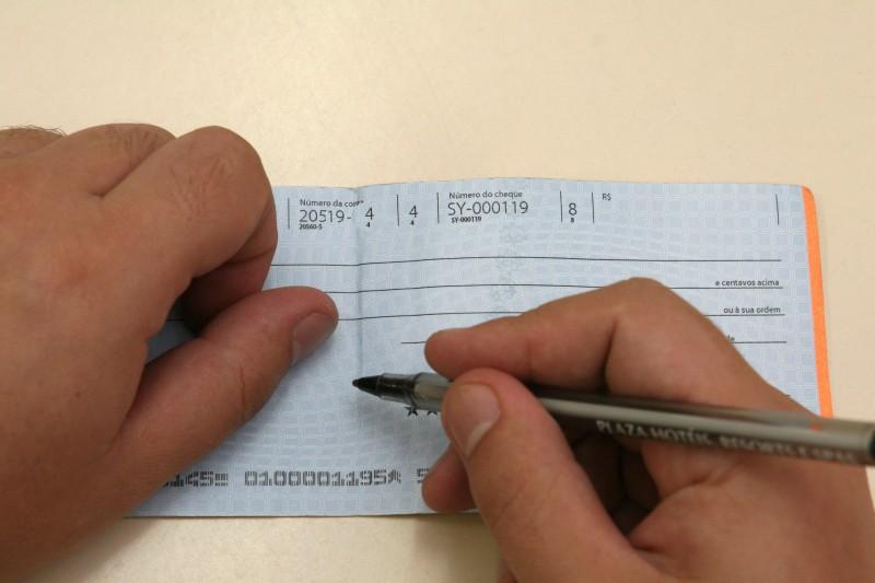 A Boa Vista SCPC considera a proporção de cheques devolvidos sobre o total de cheques movimentados