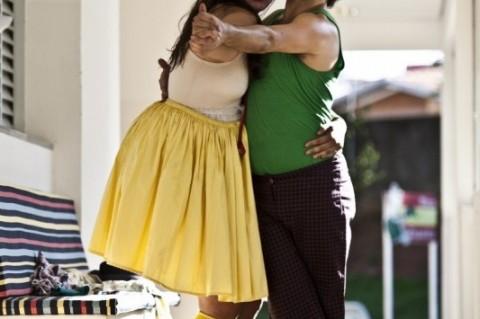 Palhaços Roliça e Julieto compartilham com o espectador situações sobre o amor e a solidão