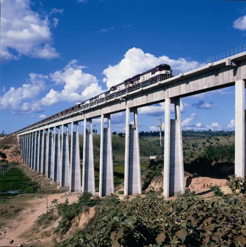 Brasil já teve 32 mil quilômetros de vias férreas, mas atualmente apenas 14 mil são operacionais