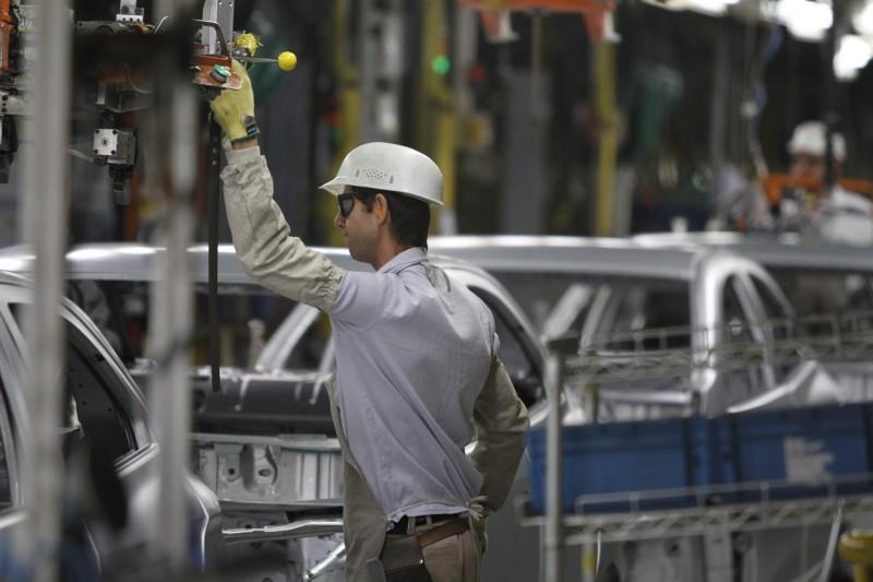 Produção de veículos automotores puxa o desempenho da produção da indústria gaúcha em 2018