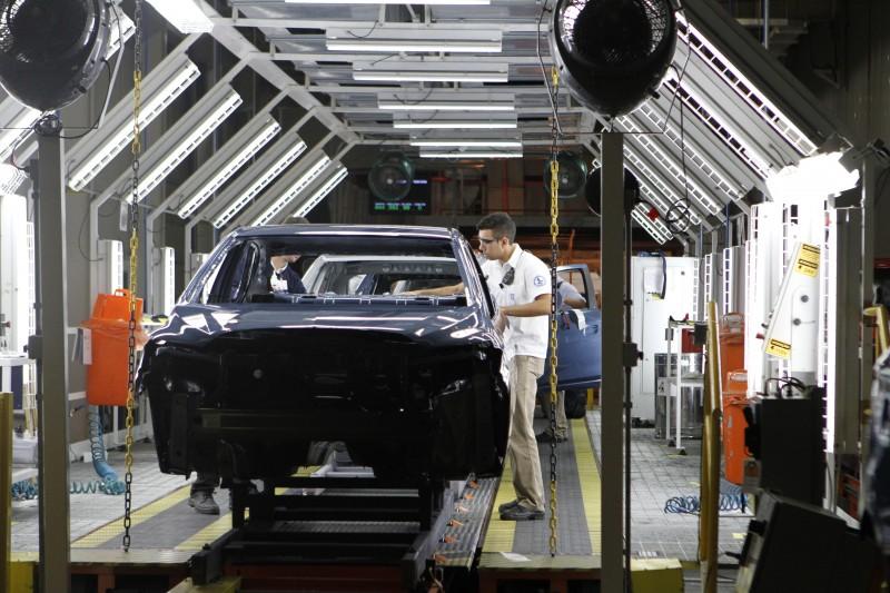 Embarque de manufaturados do setor automotivo teve recuperação