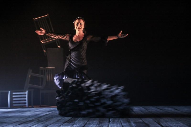 Companhia de flamenco apresenta o projeto Jam Del Puerto