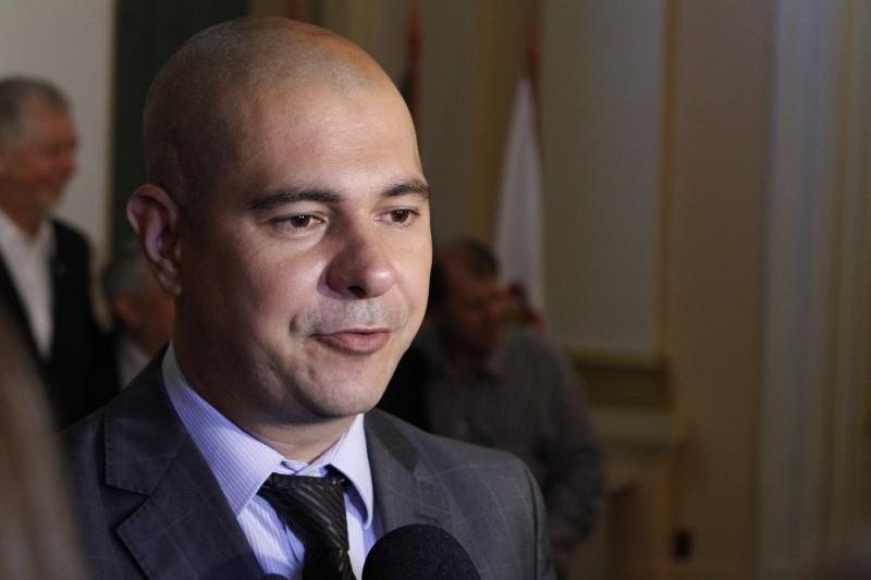 Luciano Marcantônio reclama da falta de aporte financeiro federal