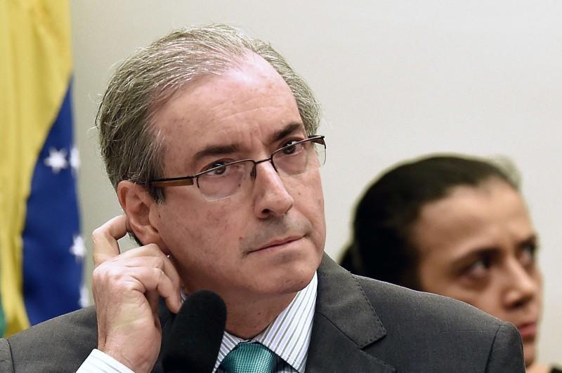 Cunha também não quis comentar investigações abertas contra ele
