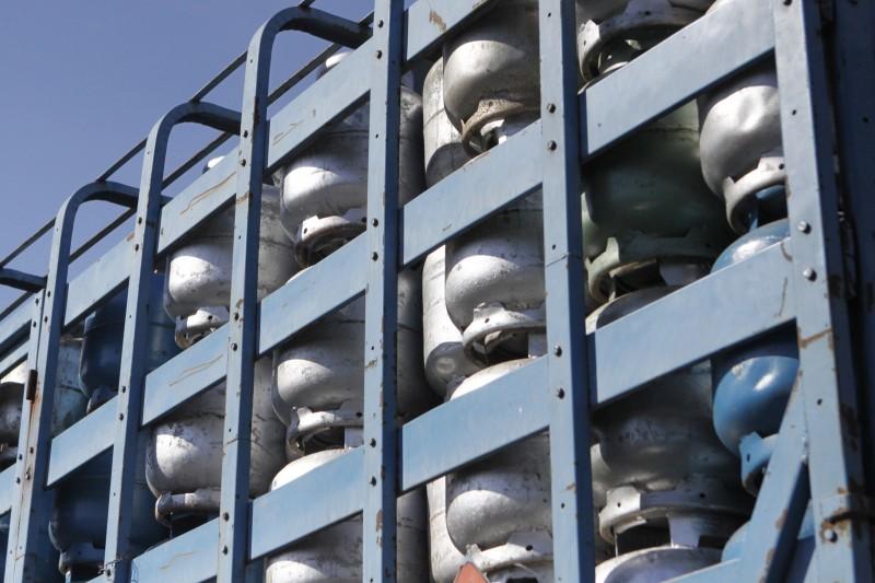 No botijão residencial, o impacto estimado nos preços é de R$ 0,20 por unidade