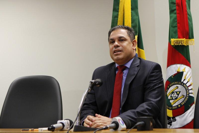 Marcelo Dornelles, destacou a boa relação entre os Ministérios Públicos, lembrando que visam à garantia dos direitos da sociedade