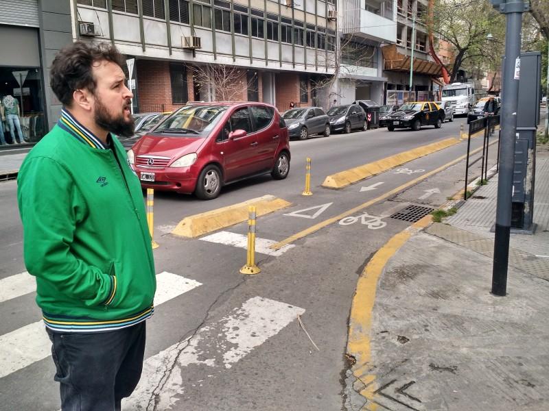 Túlio Bragança é editor do blog Aires Buenos, promove tours pela capital argentina e cria e-books