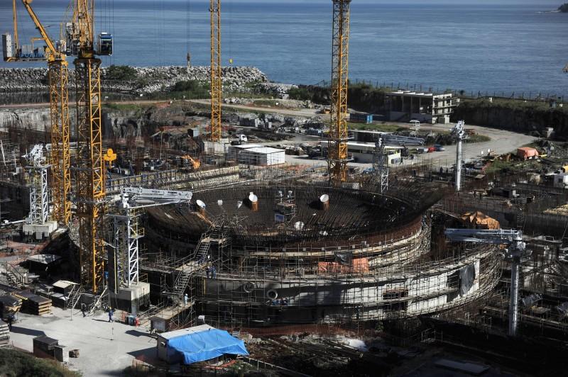 Angra 3 teve construção interrompida por investigação da Lava Jato