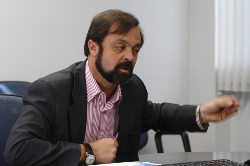 Luiz Carlos Folador levou comitiva de 20 prefeitos gaúchos a Brasília