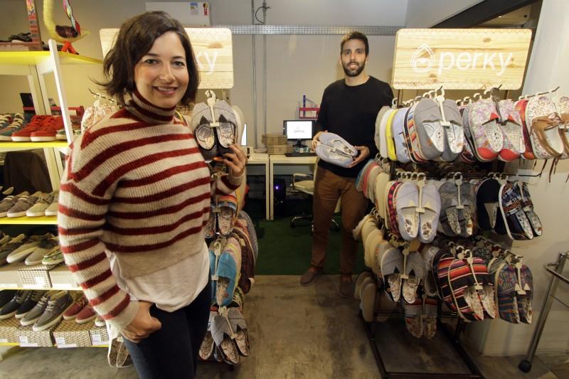 A meta do casal é fazer a exportação responder por 25% da receita em até dois anos