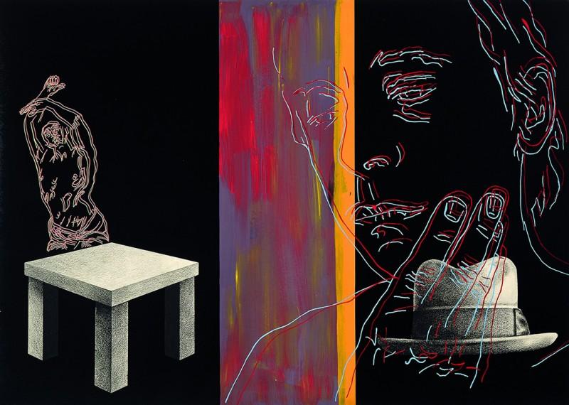 Mostra Uma Retrospectiva de Mário Röhnelt concorre na categoria exposição individual