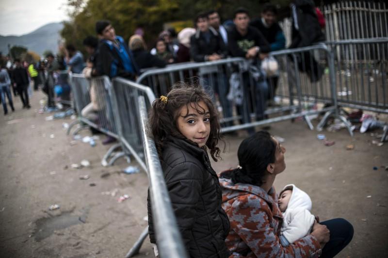 Aumento das chuvas e queda das temperaturas devem aprofundar a crise humanitária na região dos Bálcãs