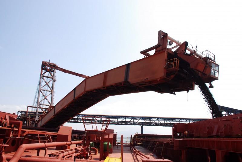 Companhia extraiu 88,2 milhões de toneladas no terceiro trimestre do ano