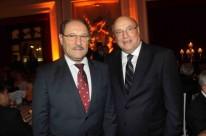 Governador Sartori e Ricardo Sessegolo, presidente do Sinduscon-RS