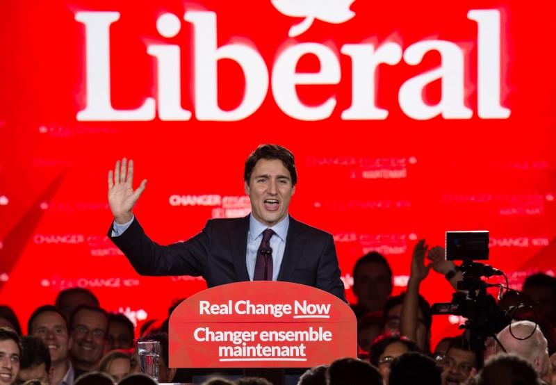 Legenda de Trudeau ocupará a maioria dos assentos no Parlamento