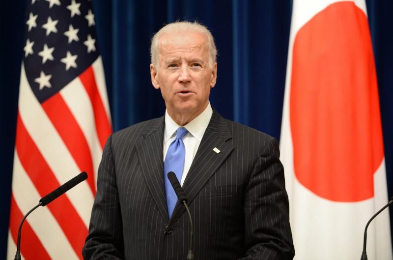 Biden disse que sua decisão se deve à falta de tempo para organizar a campanha