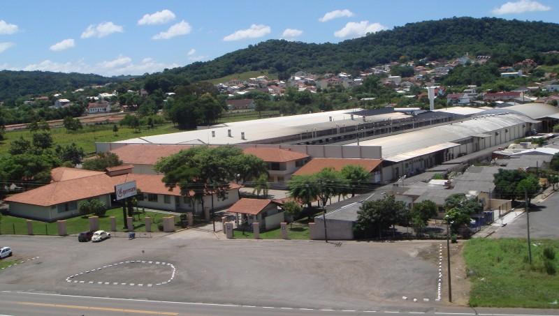 Parque industrial gaúcho (foto) será comandado pela Dallas, companhia com sede em Nova Alvorada (MS)