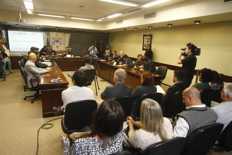Relatório de subcomissão da Assembleia foi elaborado em 120 dias