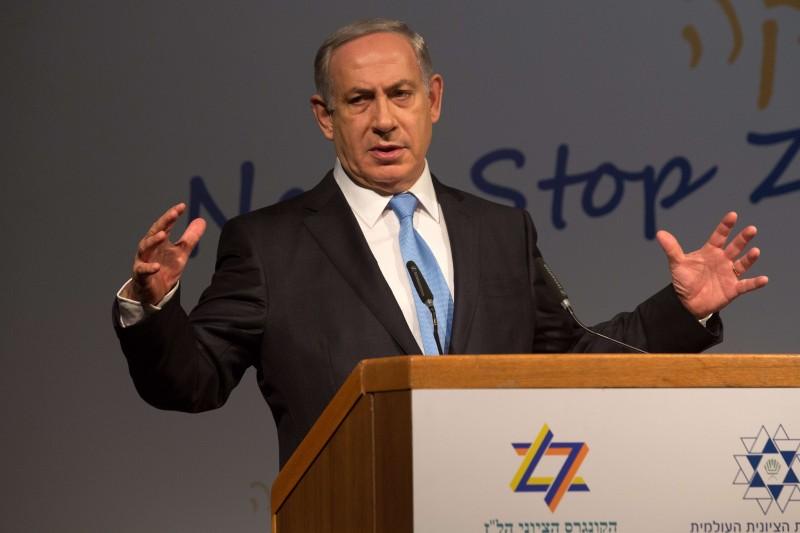 Premiê israelense foi duramente criticado pela declaração