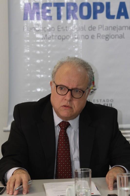 Bisch Neto afirma que Metroplan focará em segurança e qualidade