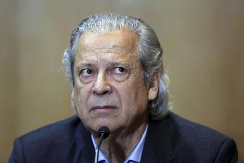José Dirceu quer poder advogar