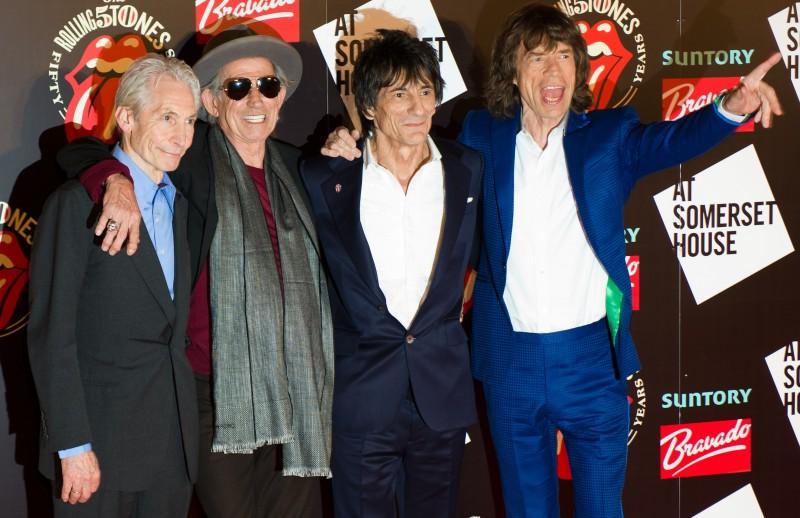 Show dos Rolling Stones será no Estádio Beira-Rio, março de 2016