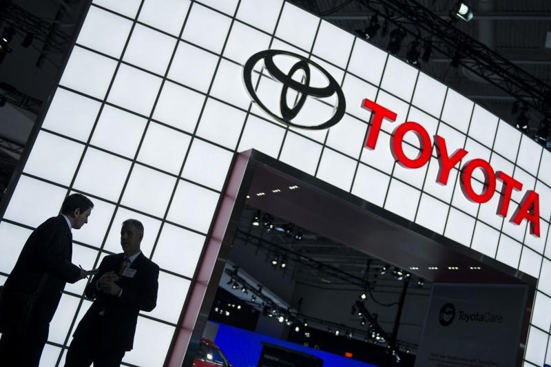 A Toyota reiterou sua projeção de lucro líquido para o ano, em 2,25 trilhões de ienes