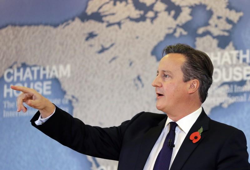 Renegociação de permanência é uma antiga bandeira política do premiê David Cameron
