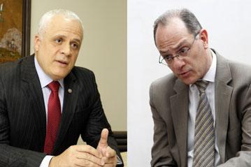 Ricardo Breier e Paulo Torelly são concorrentes nas eleições para a presidência da Ordem dos Advogados do Brasil do Rio Grande do Sul (OAB/RS)