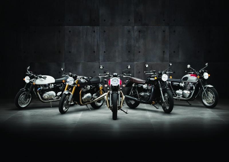 Gama é composta de cinco modelos, dos quais quatro serão vendidos no Brasil em 2016