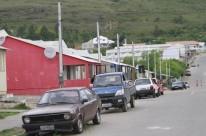Dos cerca de 700 moradores originais, sobraram menos de 100