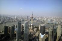 Shangai dá sinais de desaceleração da economia