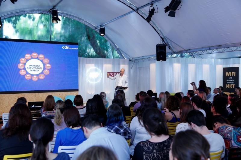 O público demonstrou gostar do formato dos encontros
