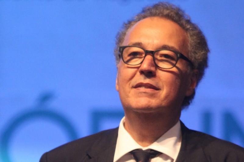 O publicitário Nizan Guanaes é dono do grupo de comunicação ABC