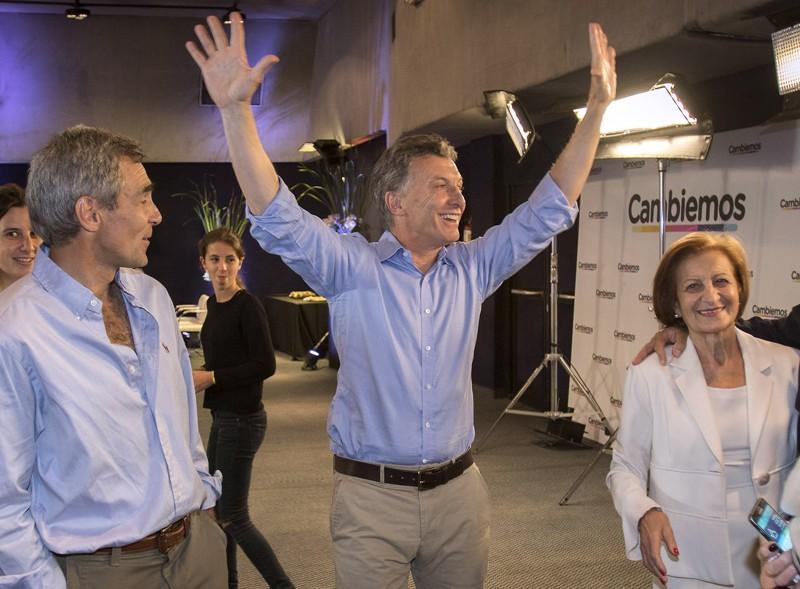 Prefeito portenho, Mauricio Macri assume a presidência em dezembro