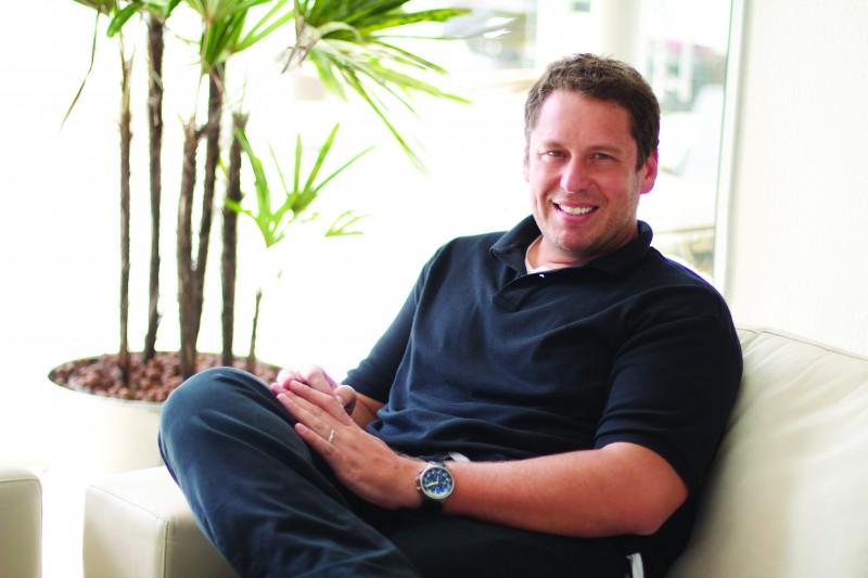 Sergio Herz é CEO da Livraria Cultura