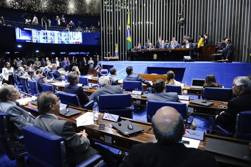 Manutenção da prisão do senador petista foi aprovada por 59 votos, contra 13 contrários e uma abstenção