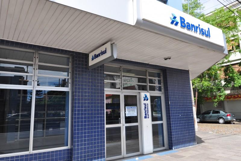 Paralisação dos funcionários do Banrisul deve ocorrer em todo o Estado