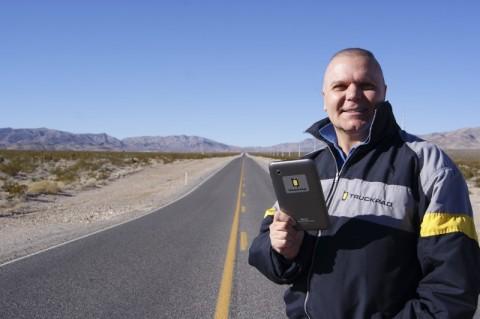 App TruckPad conecta caminhoneiros e empresas