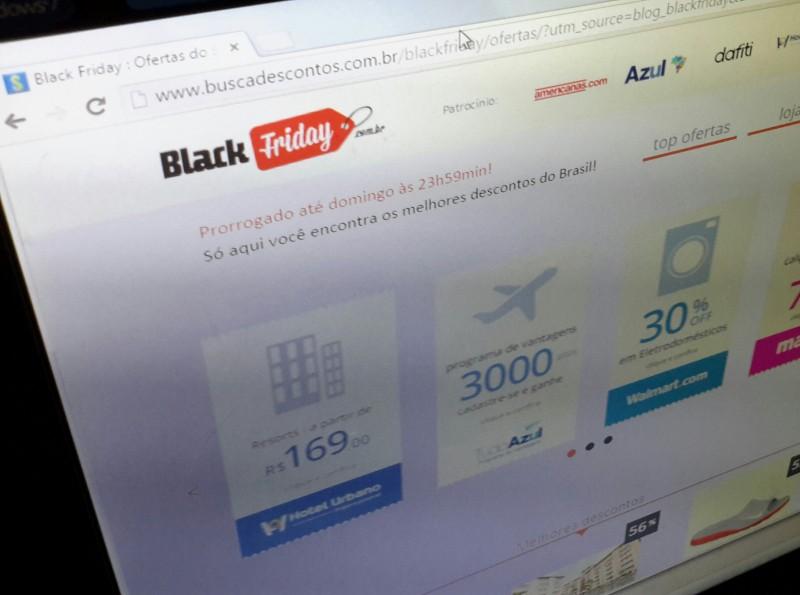 624795532cf Reportagem acompanhou a variação dos preços de 719 itens que receberam selo  da Black Friday