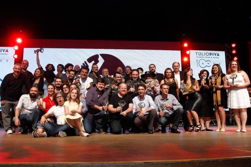 Músicos vencedores foram anunciados em premiação no Araújo Vianna