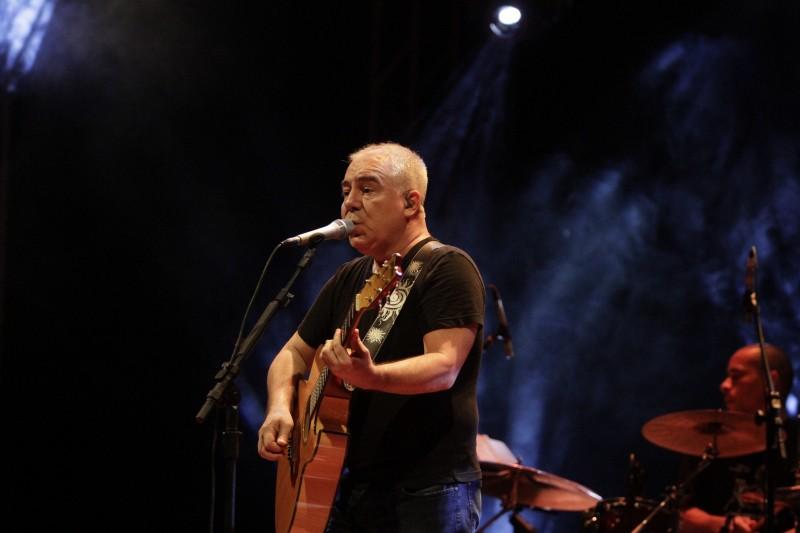 Nei Lisboa participa de duas apresentações neste domingo em parques de Canoas e Porto Alegre