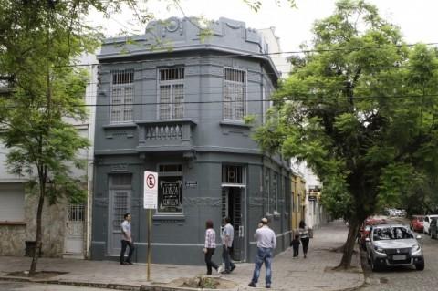 Casa Perky ficará em antigo casarão, na rua José Bonifácio, em frente à Redenção