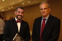 Bruno Garschagen e Alberto Carlos Almeida foram palestrantes no colóquio