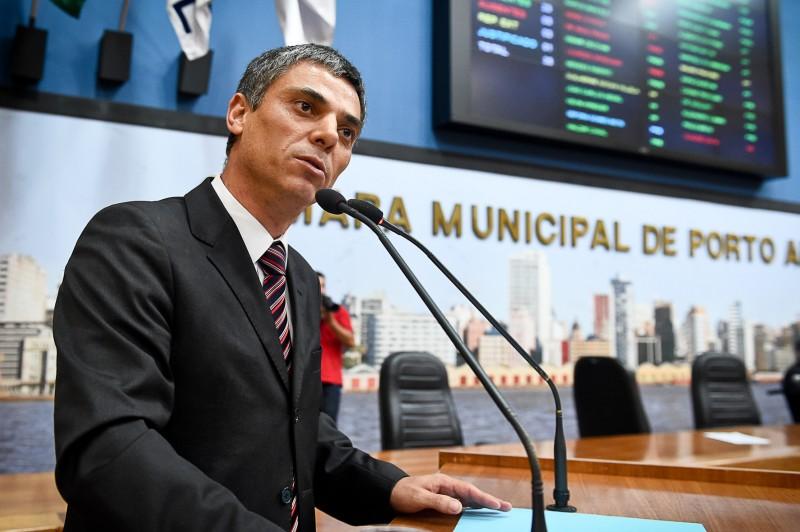 Trogildo será presidente da Mesa Diretora da CMPA para 2016