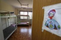 Procuradoria reconhece que abrigos da Capital têm lotação excedente