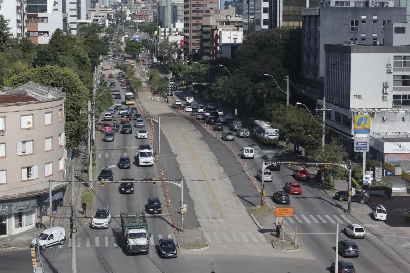 Área que circunda avenida Carlos Gomes é uma das regiões que receberão incentivo para novas edificações