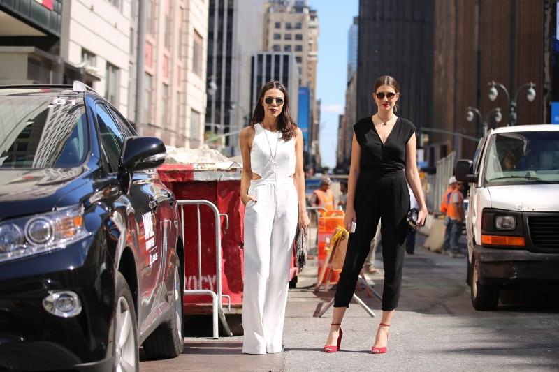 Catharina e Manuela são sócias no portal Steal the Look