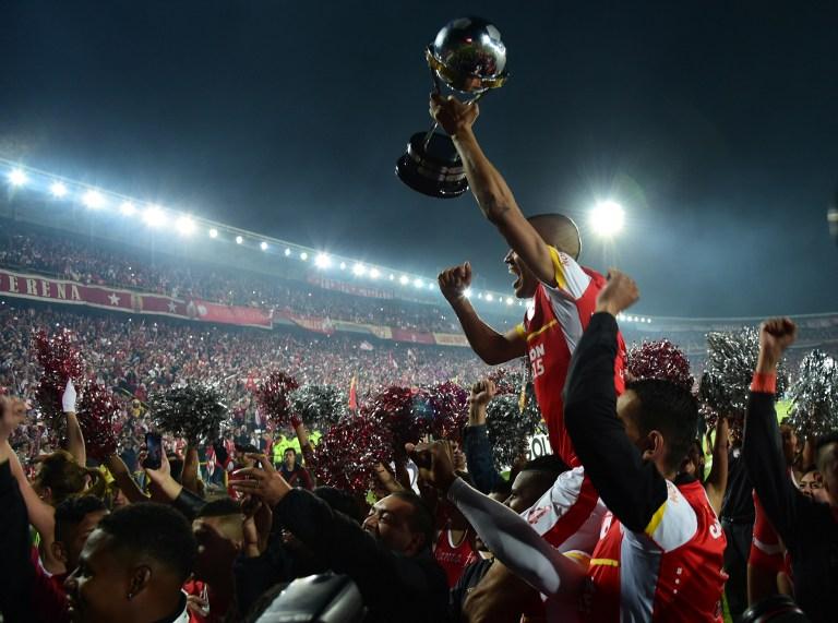 O Santa Fe, da Colômbia, conquistou a Copa Sul-Americana pela primeira vez em sua história